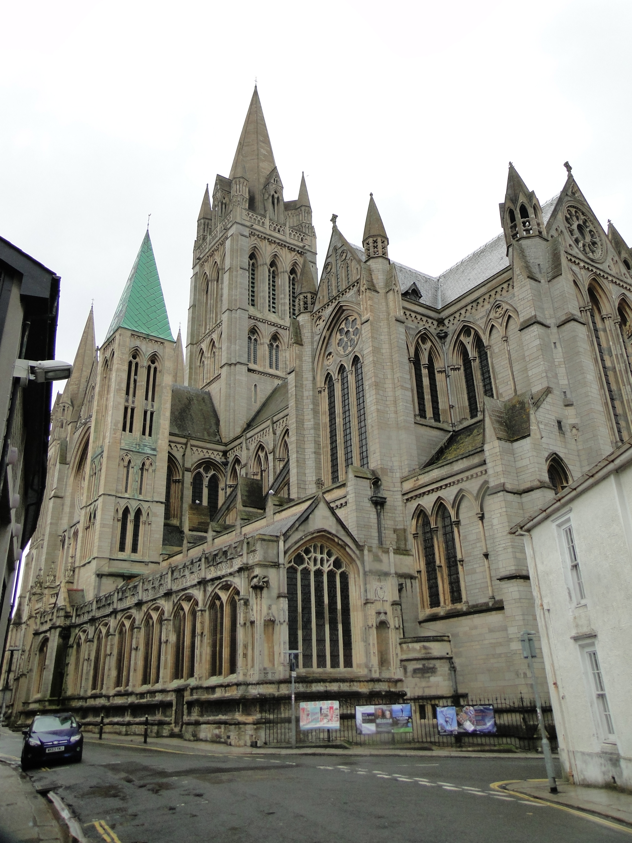 Truro Cathedral Cornwall Northernvicar S Blog