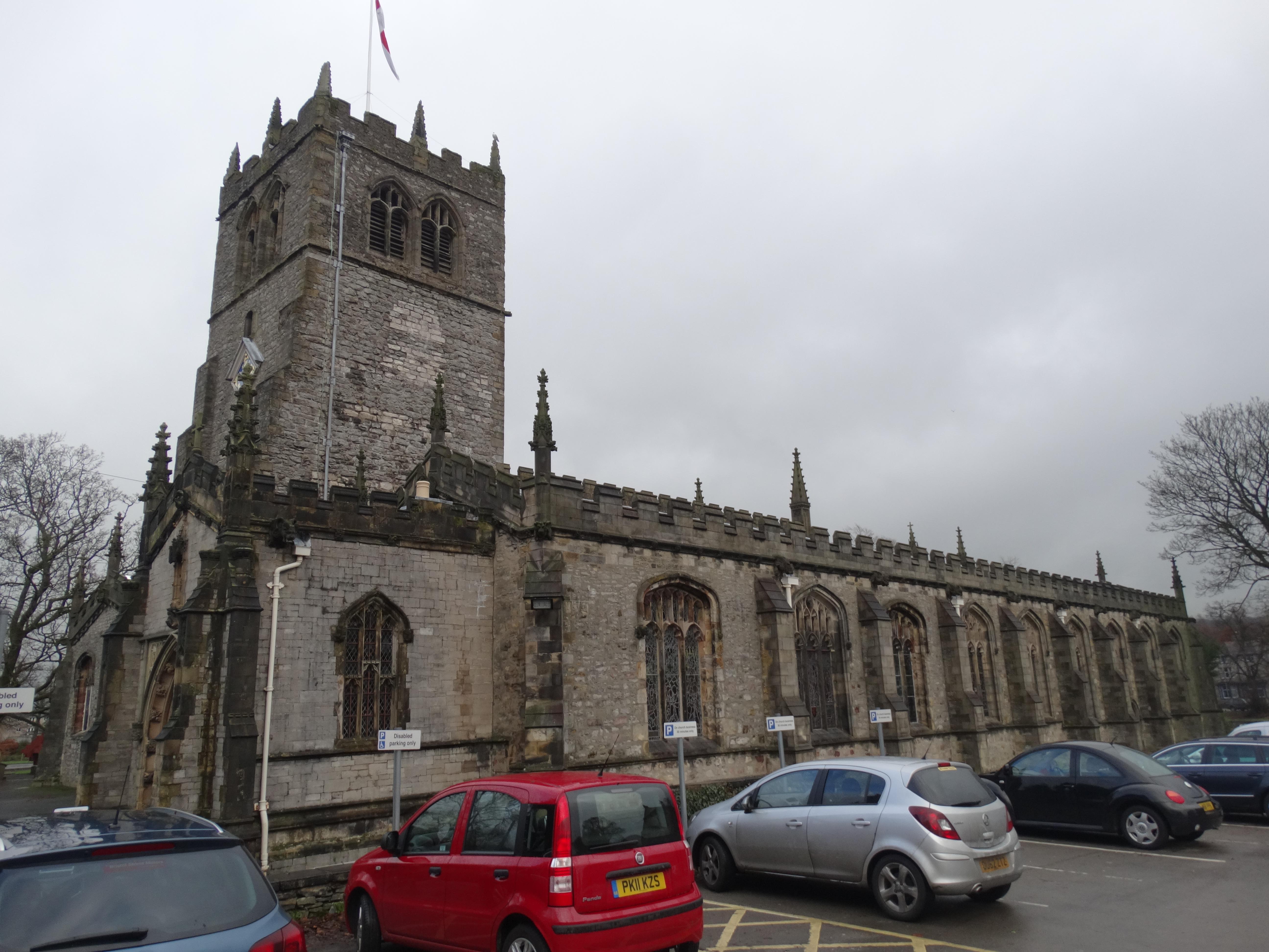 Kendal Parish Church Car Park