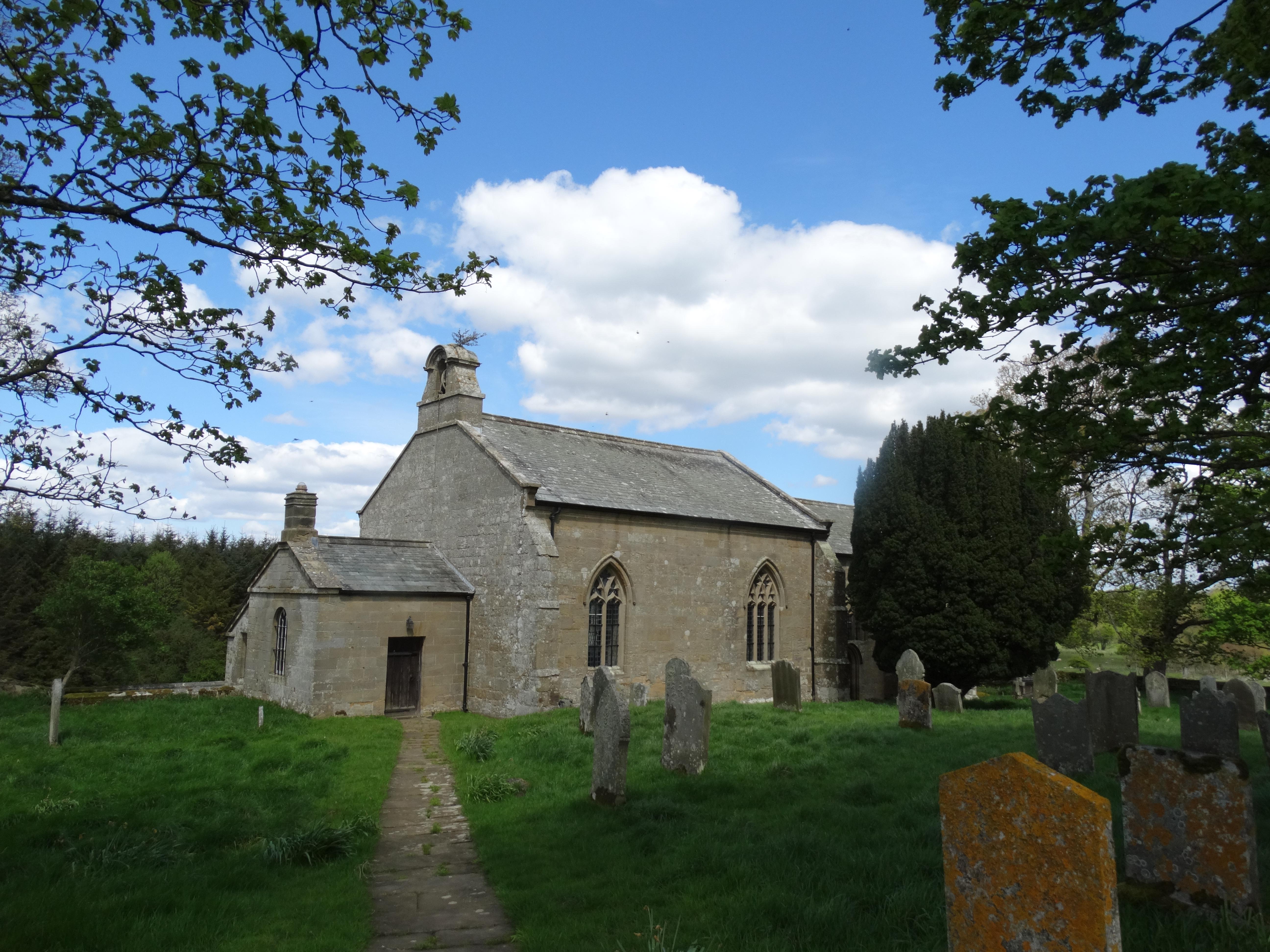 St Wilfrid's, Kirkharle [photo: P.Barham]